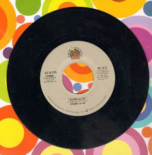 Stars On 45 - Stars On 45/Medley - NM9/ - 45 rpm Records