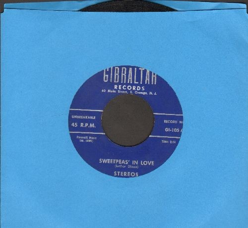 Stereos - Sweetpea's In Love/A Love For Only You - EX8/ - 45 rpm Records