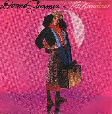 Summer, Donna - The Wanderer/Stop Me  - NM9/ - 45 rpm Records