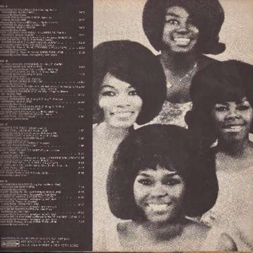 Shirelles - Remember When: Dedidcated To The One I Love, Soldier Boy, To Know Him Is To Love Him, Foolish Little Girl, Runaway, Hey Baby, Can't We Be Sweethearts, Twist And Shout, Lonely Teardrops, Church Bells May Ring (2 vinyl STEREO LP records, counts