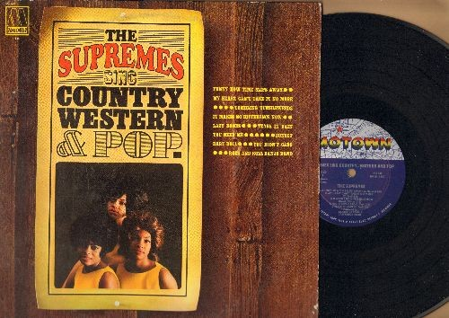 The Supremes Sing Country Western Amp Pop Funny How Time