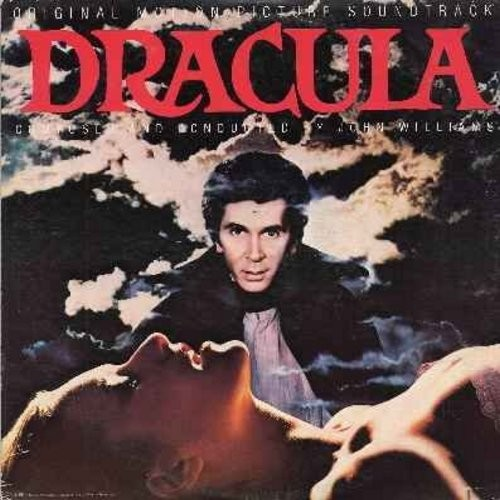 Williams, John - Dracula - Original Motion Picture Sound Track, music composed and comducted by John Williams (Vinyl LP record) - NM9/EX8 - LP Records