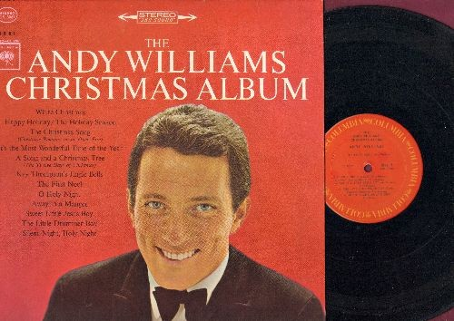williams andy the andy williams christmas album white christmas the first noel - Andy Williams White Christmas