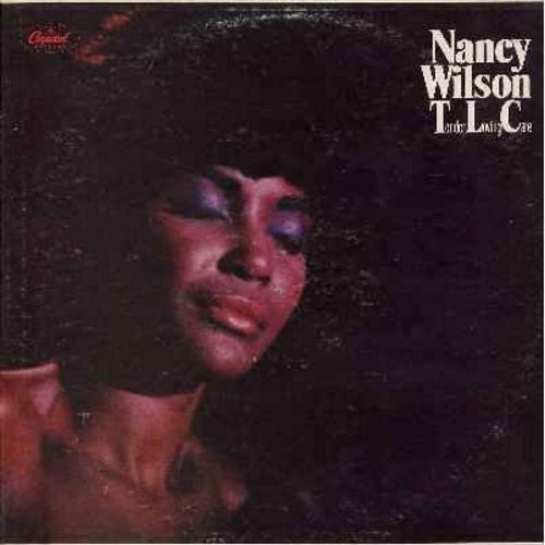 Wilson, Nancy - Tender Loving Care: Close Your Eyes, Try A Little Tenderness, Your Name Is Love, Don't Go To Strangers, As You Desire Me (Vinyl MONO LP record) - NM9/VG7 - LP Records