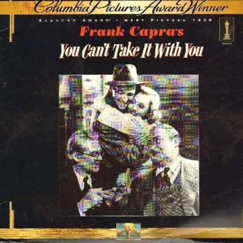 You Can't Take It With You - You Can't Take It With You - The 1938 Capra Classic, Best Picture Oscar Winner - THIS IS A SET OF 2 LASERDISCS, NOT ANY OTHER KIND OF MEDIA! - NM9/NM9 - LaserDiscs